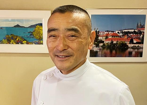 院長 川名明徳